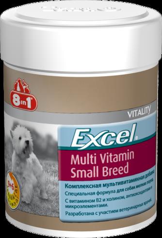 Витамины 8in1 Excel Эксель Мультивитамины для собак мелких пород 4048422109372.png