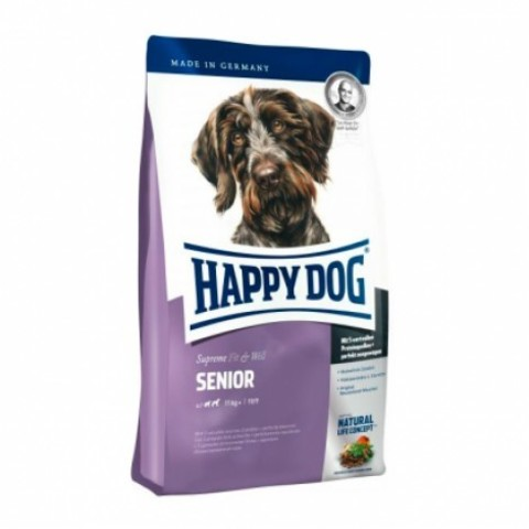 HAPPY DOG SENIOR FIT&WELL 4 кг