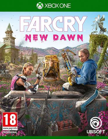 Xbox One Far Cry: New Dawn (русская версия)