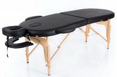 Массажный стол RESTPRO VIP OVAL 2 Black