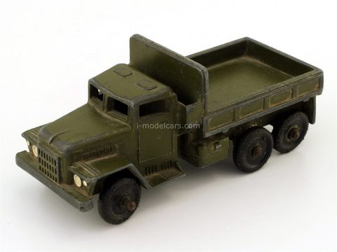 Military technics. Car truck (Ural-357). Tula Cartridge Plant