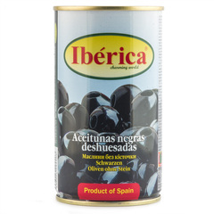 """Маслины """"Iberica"""" крупные без косточки, 360 г"""