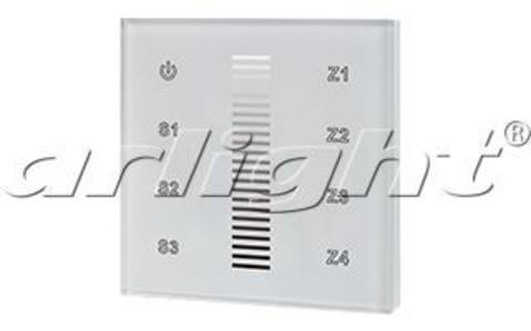 Панель Arlight  Sens SR-2830A-RF-IN White (220V,DIM,4 зоны)