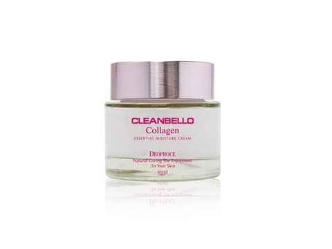 DEOPROCE COLLAGEN Крем для лица с коллагеном CLEANBELLO COLLAGEN ESSENTIAL MOISTURE CREAM 50ml