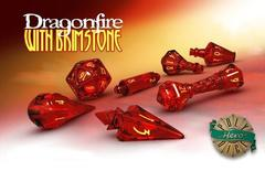 Wizard Set: Dragonfire & Brimstone