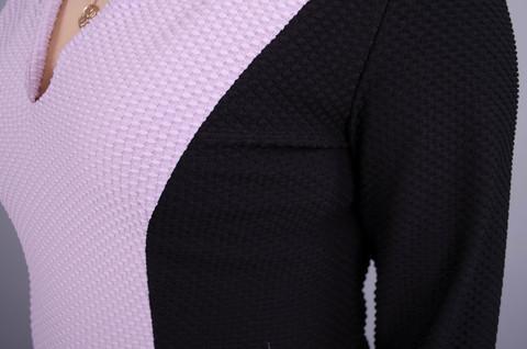 Ріджина. Оригінальна сукня плюс сайз для жінок. Бузок.