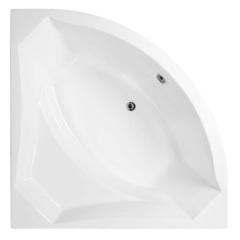 Ванна акриловая VAGNERPLAST (Вагнерпласт) Veronela Corner 140 см, угловая симметричная