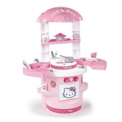 Smoby Моя первая кухня Hello Kitty (24078)