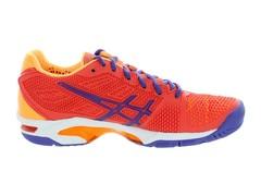 Теннисные кроссовки Asics Gel-Solution Speed 2 (E450Y 0633) женские