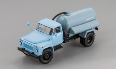 1:43 Горький АНМ - 53А  Ассенизаторная машина 1981