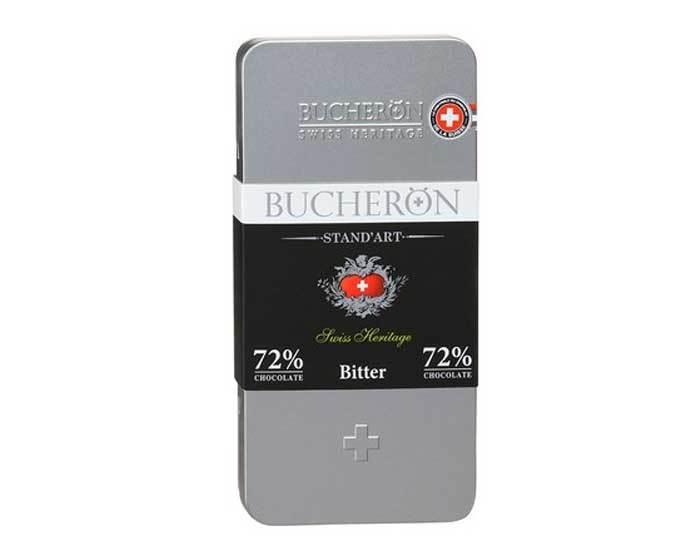 Горький шоколад Bucheron, 100 г (Бушерон)