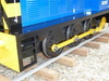 Garden Rail Тепловоз Drewry на колею 17,8 см, электрический