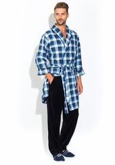 Комплект: легкий халат и брюки Premiere №32 PM 2109/1