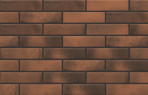 Cerrad - Retro brick, Chili, 245x65x8 - Клинкерная плитка для фасада и внутренней отделки
