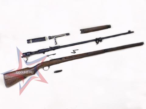 Охолощенная винтовка Арисака тип 38
