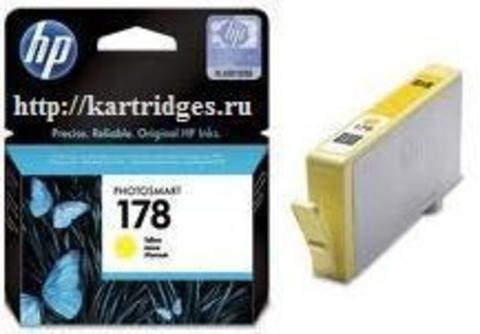 Картридж Hewlett-Packard (HP) CB320HE №178
