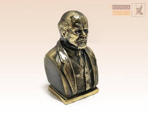 фигурка бюст Ленин