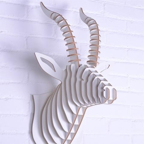 Трофей голова газели