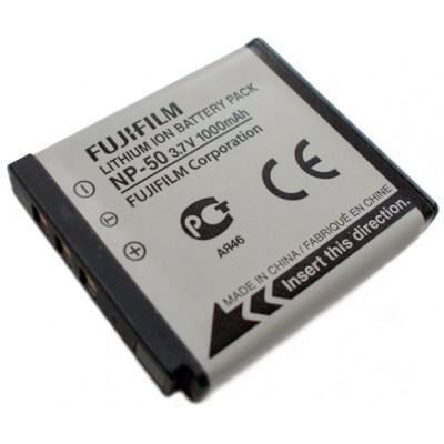 Аккумулятор для Fujifilm FinePix REAL 3D W3 NP-50 (Батарея для фотоаппаратов Fujifilm)