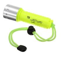 Светодиодный фонарь для дайвинга UltraFire CREE XM-L T6 LED 1600 люмен (комплект №9)