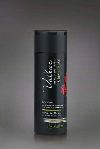 Бальзам для укрепления нормальных и склонных к жирности волос