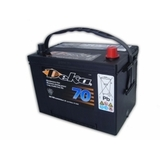 Аккумулятор автомобильный Deka 634 RMF  ( 12V 75Ah / 12В 75Ач ) - фотография