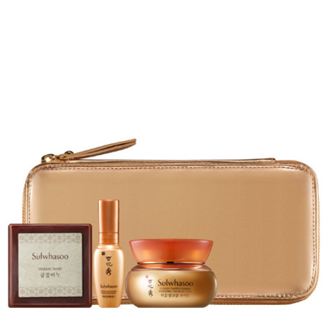 Sulwhasoo Concentrated Ginseng Renewing Cream EX Light Experience Kit, 30 мл