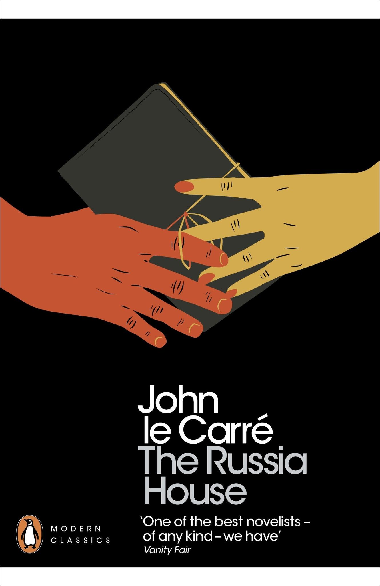 Kitab The Russia House | John Le Carre