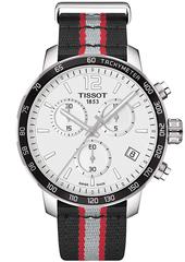Мужские часы Tissot T095.417.17.037.16 Quickster NBA Teams