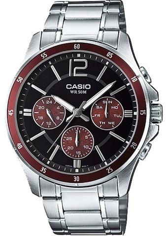 Купить Наручные часы CASIO MTP-1374D-5AVDF по доступной цене