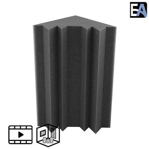 ECHO BLACK Бас ловушка BassTrap 250 Чёрный