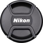 Крышка для объективов для Nikon с надписью Nikon 52мм (как оригинал)