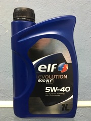 ELF EVOLUTION 900 NF 5w-40 1л