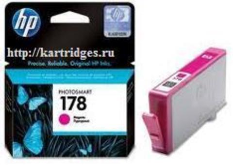 Картридж Hewlett-Packard (HP) CB319HE №178