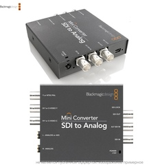 Конвертер Blackmagic Design Mini Converter SDI to Analog