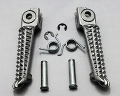 Подножки передние для мотоцикла Yamaha YZF-R1 98-11, YZF-R6 99-15,FZ1 01-13, FZ6 04-09, FZ6R 09-13