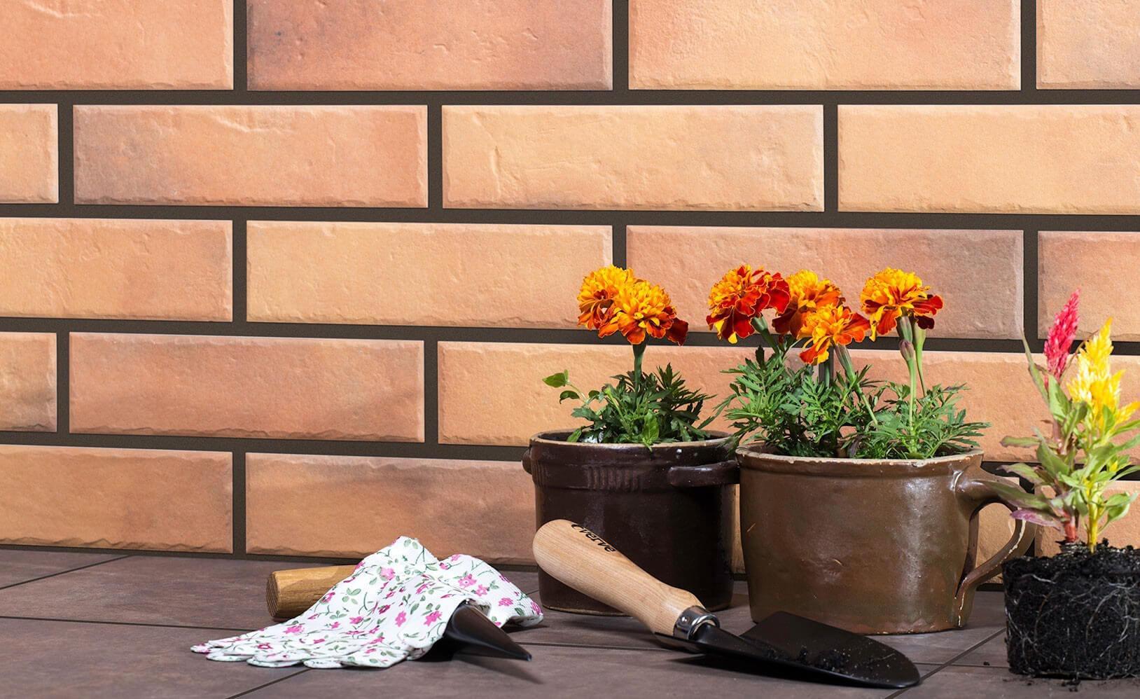 Cerrad - Retro brick, Curry, 245x65x8 - Клинкерная плитка для фасада и внутренней отделки