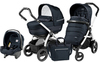 Коляска 3 в 1 Peg-Perego Book 51 S Elite Modular Luxe Bluenight