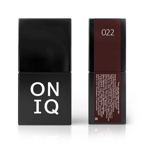 OGP-022 Гель-лак для покрытия ногтей. PANTONE: Bitter Chocolate