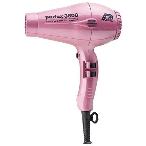 Профессиональный фен Parlux 3800 Eco Friendly 2100 Вт розовый