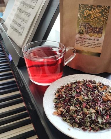 Травяной чай Успокаивающий 100 грамм