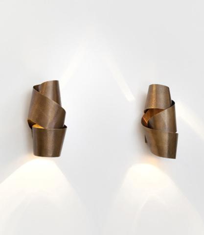 wall lamp Ralph Pucci International - Volubile | Interior Design 26