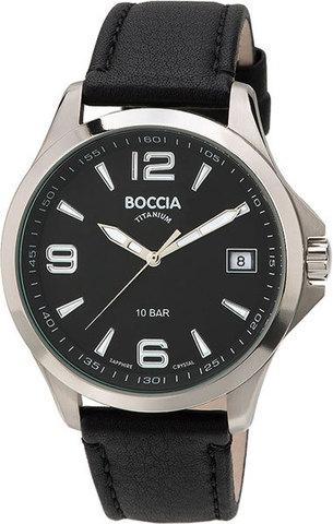 Купить Мужские наручные часы Boccia Titanium 3591-01 по доступной цене