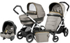 Коляска 3 в 1 Peg-Perego Book 51 S Elite Modular Luxe Grey
