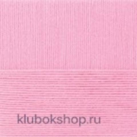 Пряжа Детская объемная (100 г/ моток) Пехорка 76 Розовый бутон - купить в интернет-магазине недорого klubokshop.ru