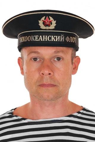 Купить бескозырку Тихоокеанский Флот - Магазин тельняшек.ру 8-800-700-93-18