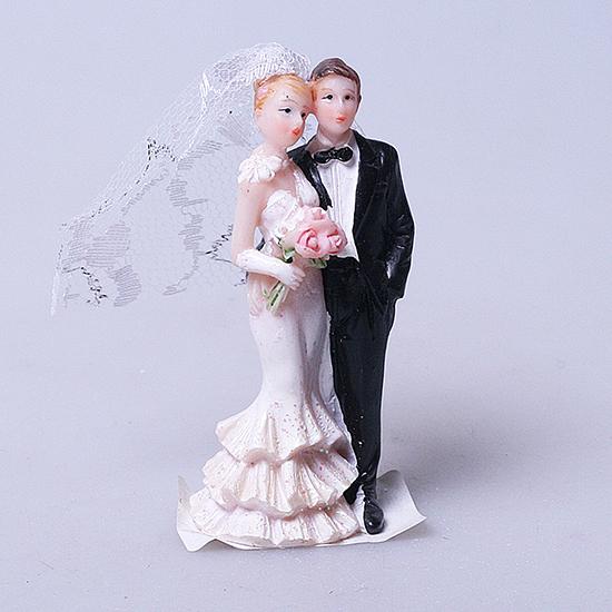 Свадебная фигура 8 см 103724