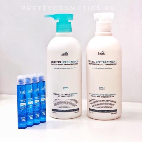 Lador Набор для восстановления волос maxi