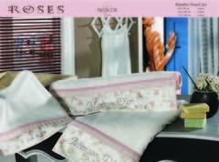 Набор полотенец  3 предмета ROSES - РОСЭС / Maison Dor (Турция)