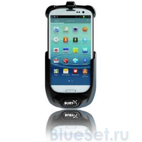Активный Cradle BURY UNI System 9 для Samsung Galaxy S3